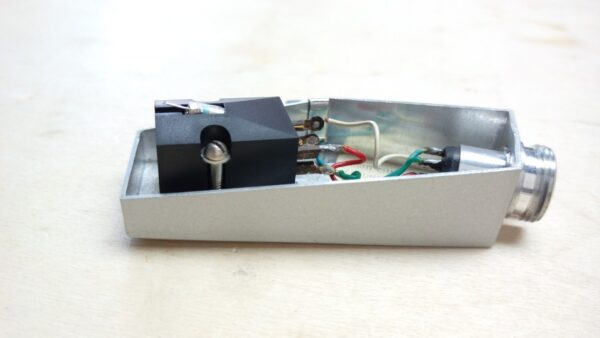 Silver Cartridge Washer