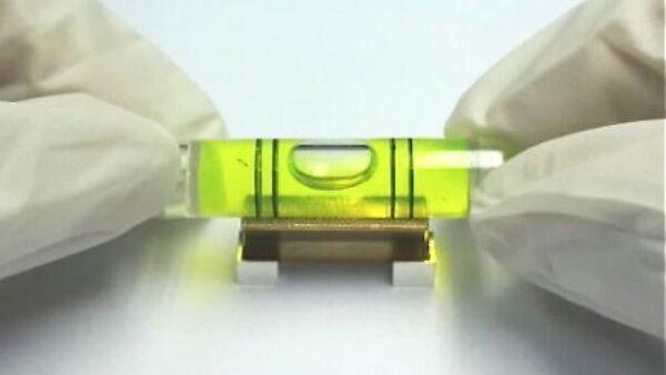 Brass V Block for Lenco L75/L76/L78/B55