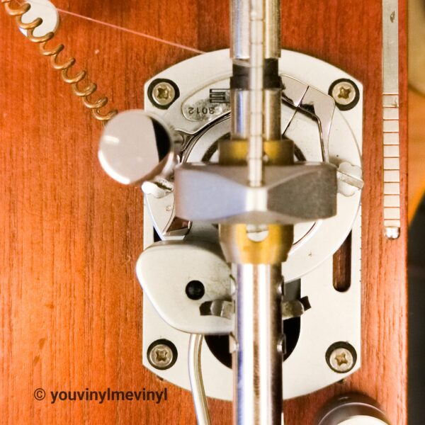 SME Universal tonearms VTA ring